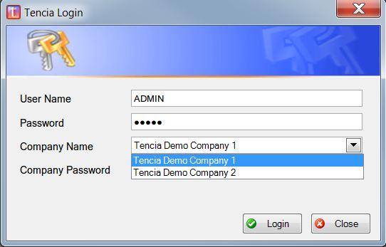 Tencia Multi Company