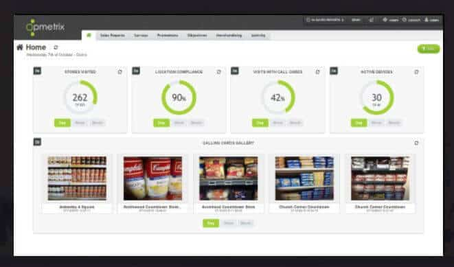 Great Dashboard are just the beginning when integrated to Tencia Software
